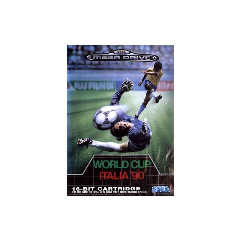 World Cup Italia 90 MD