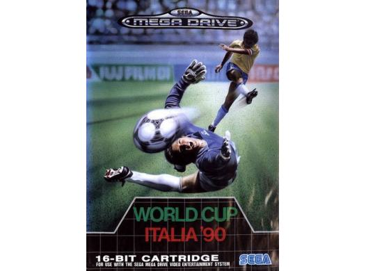 World Cup Italia 90 MD