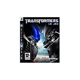 Transformers : Le Jeu PS3