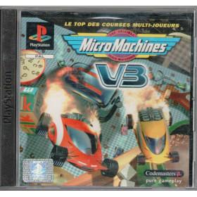 MicroMachines V3 PSX