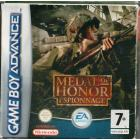 Medal of Honor : Espionnage...