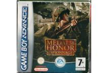 Medal of Honor : Espionnage GBA