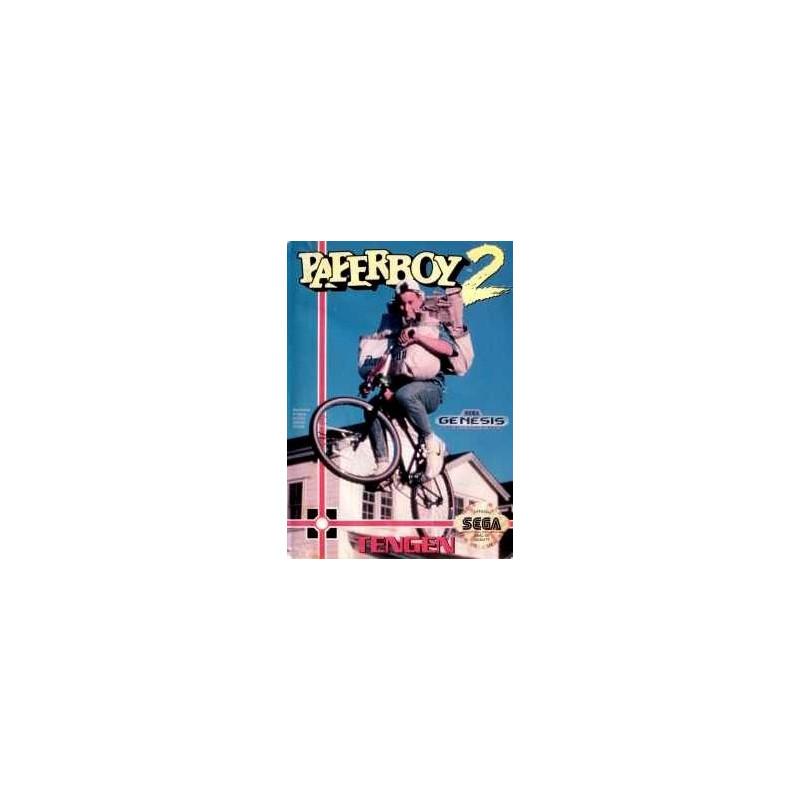 Paperboy 2 en boite MD
