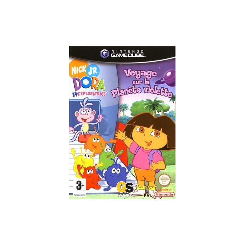 Dora L'exploratrice : voyage sur la planète violette GC