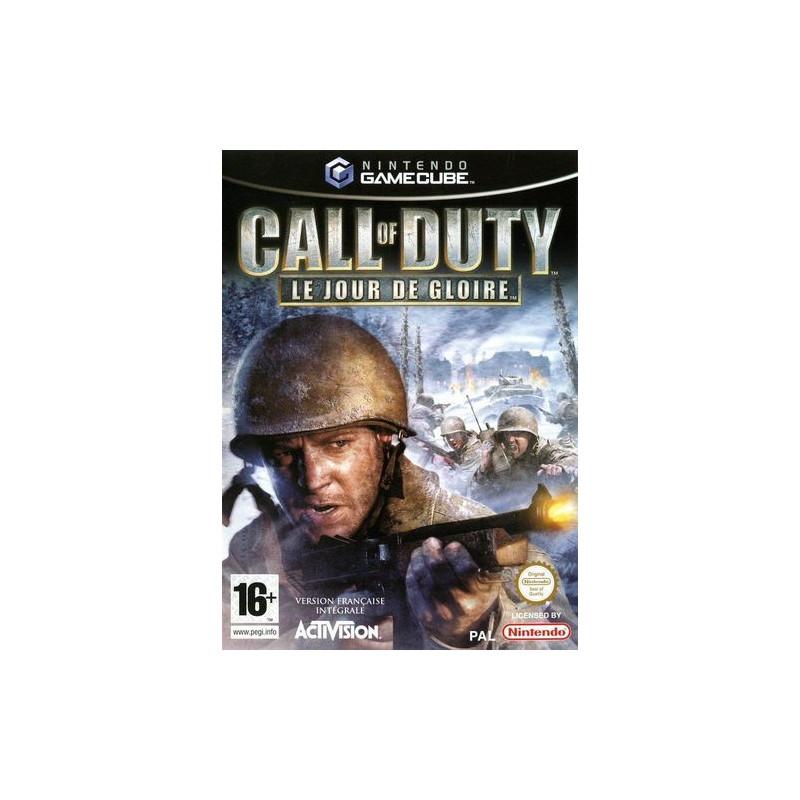 Call Of Duty Le Jour De Gloire GC