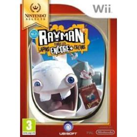 Rayman contre les Lapins...