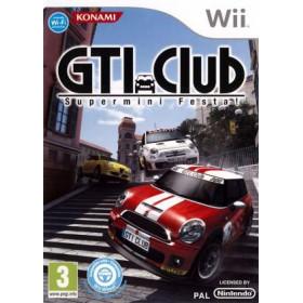 GTI Club Supermini Festa! Wii