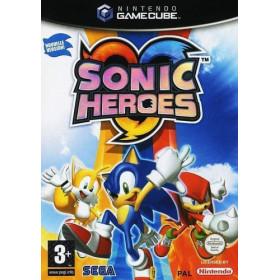 Sonic Heroes GC