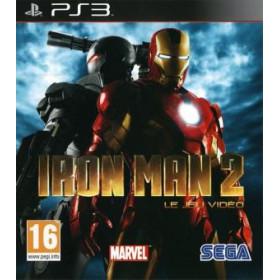 Iron Man 2 PS3