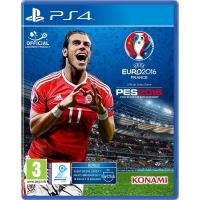 UEFA Euro 2016 France Pro Evolution Soccer 2016