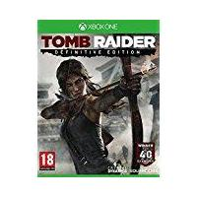 Tomb Raider - Definitive Edition XboxOne