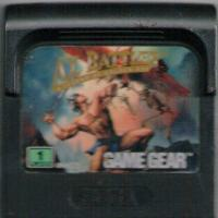 Ax Battler : A Legend of Golden Axe GG