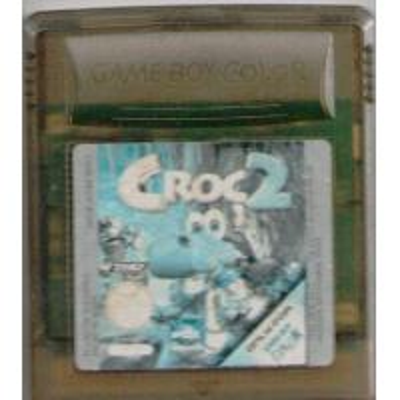 Croc 2 GBC
