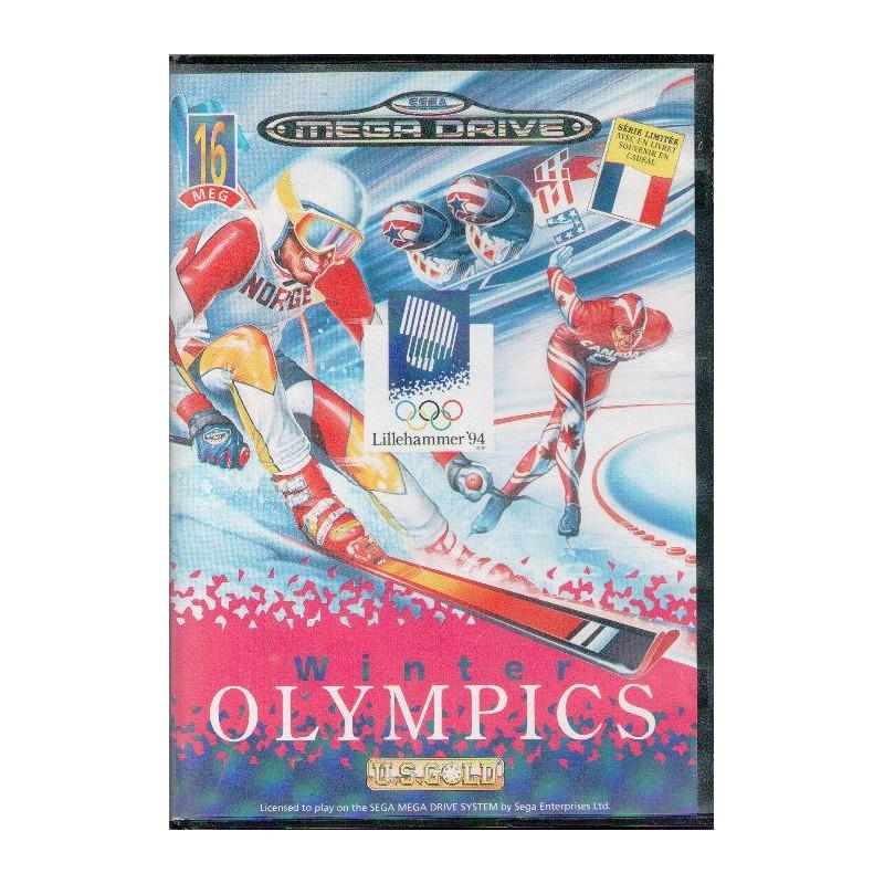 Winter Olympics: Lillehammer 94 en boîte MD