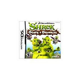 Shrek : Ogres and Dronkeys DS