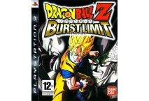 Dragon Ball Z : Burst Limit PS3