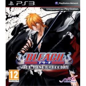 Bleach : Soul Resurreccion PS3