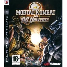 Mortal Kombat vs DC...