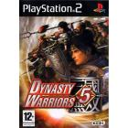 Dynasty Warriors 5 D-PS2