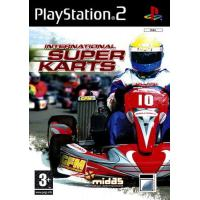 International Super Karts D-PS2