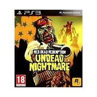 Red Dead Redemption : Undead Nightmare PS3
