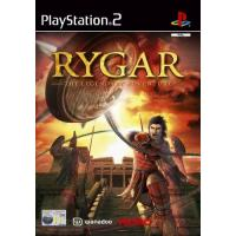 Rygar The Legendary Adventure D-PS2