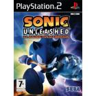Sonic Unleashed D-PS2
