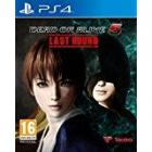 Dead or alive 5 : last round PS4