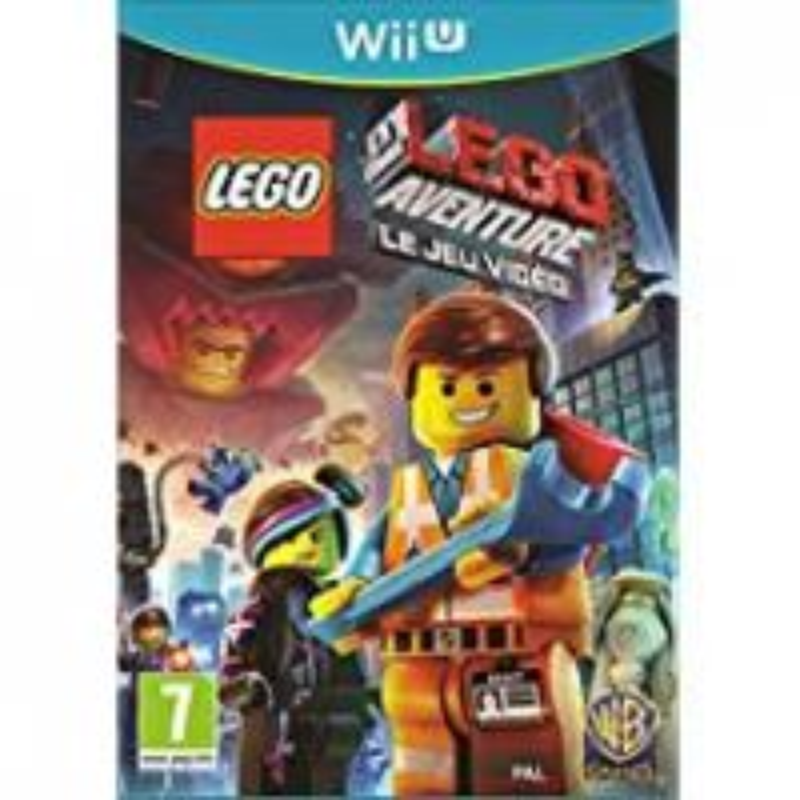 LEGO La Grande Aventure WiiU