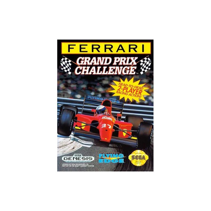 Ferrari grand prix challenge en boite MD