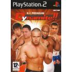 K1 Premium Dynamite D-PS2