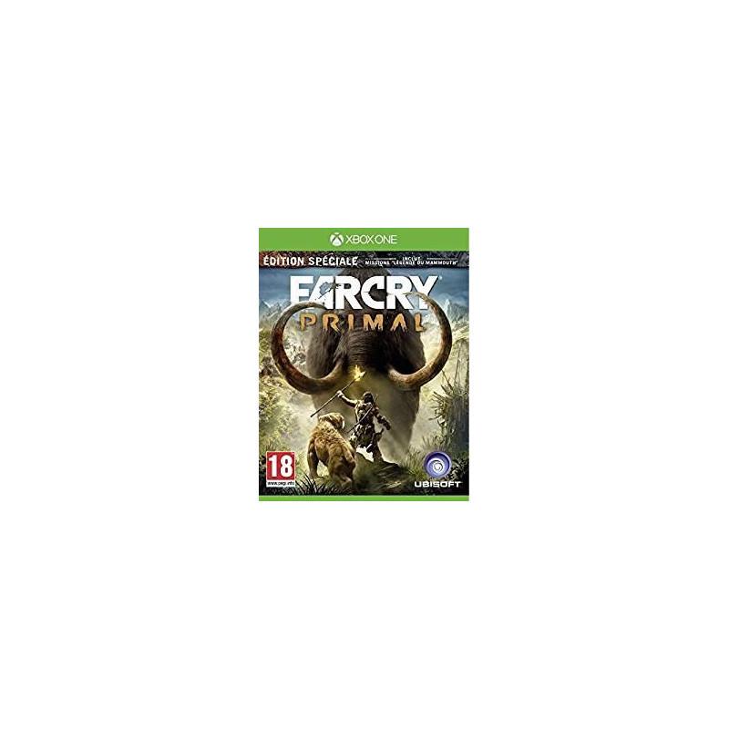 Far Cry Primal Edition Spéciale XboxOne
