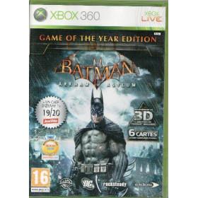 Batman Arkham Asylum -...