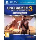 Uncharted 3 : Drake's Deception PS4