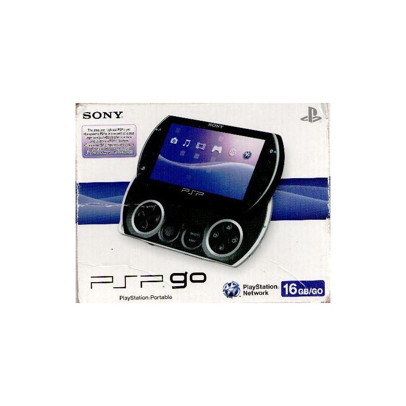 Sony Psp Go Piano Black (noire) 16Go
