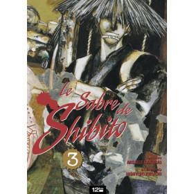 Sabre de Shibito (le) Vol.3...