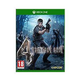 Resident Evil 4 Xboxone