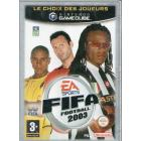 Fifa 2003 (Choix du joueur) GC