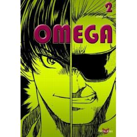 Omega Vol.2 MANGA