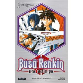 Buso renkin Vol.1 MANGA