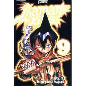 Shaman king Vol.9 MANGA