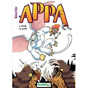 Appa Vol.1 MANGA