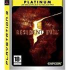 Resident Evil 5 [Edition Platinum] PS3