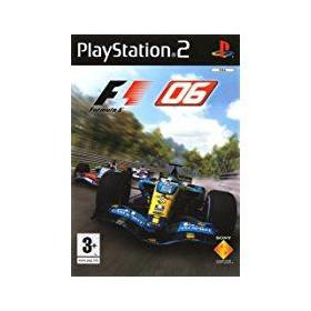 Formula One 06 PS2