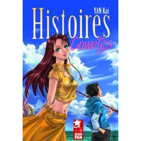 Histoires courtes Vol.1 MANGA