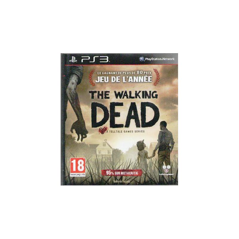 The Walking Dead : Saison 1 PS3
