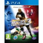 Jonah Lomu Rugby Challenge...
