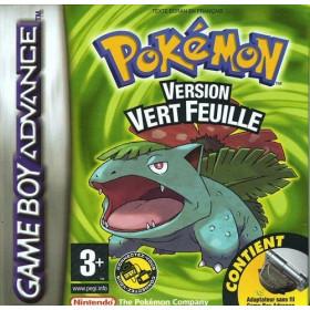 Pokemon Blattegrune Edition...