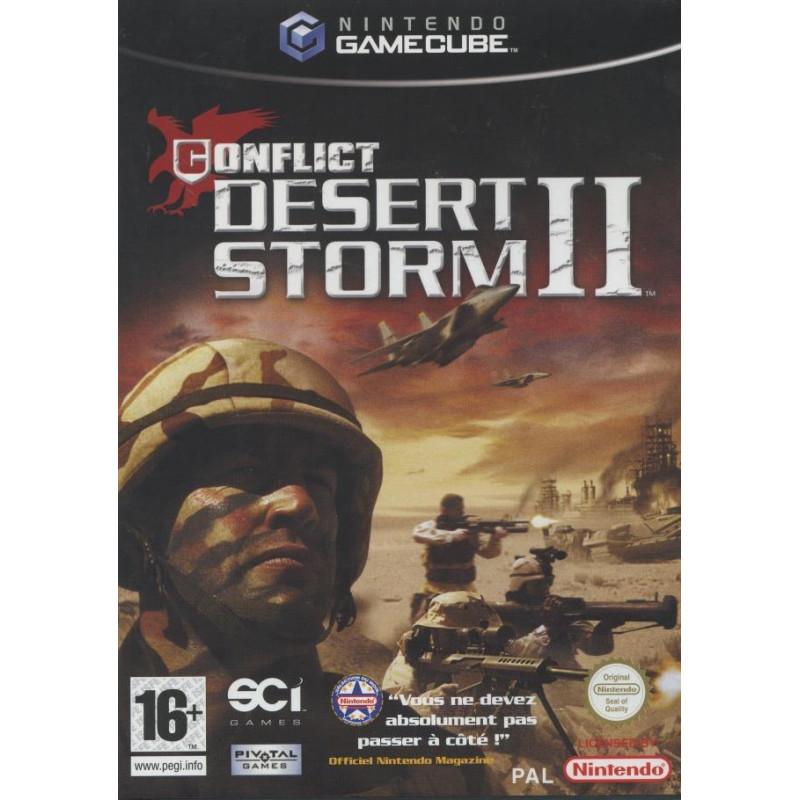 Conflict : Desert Storm II GC