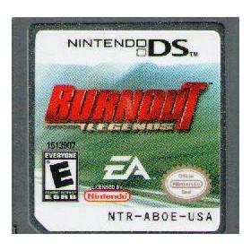 Burnout Legends [import US] DS